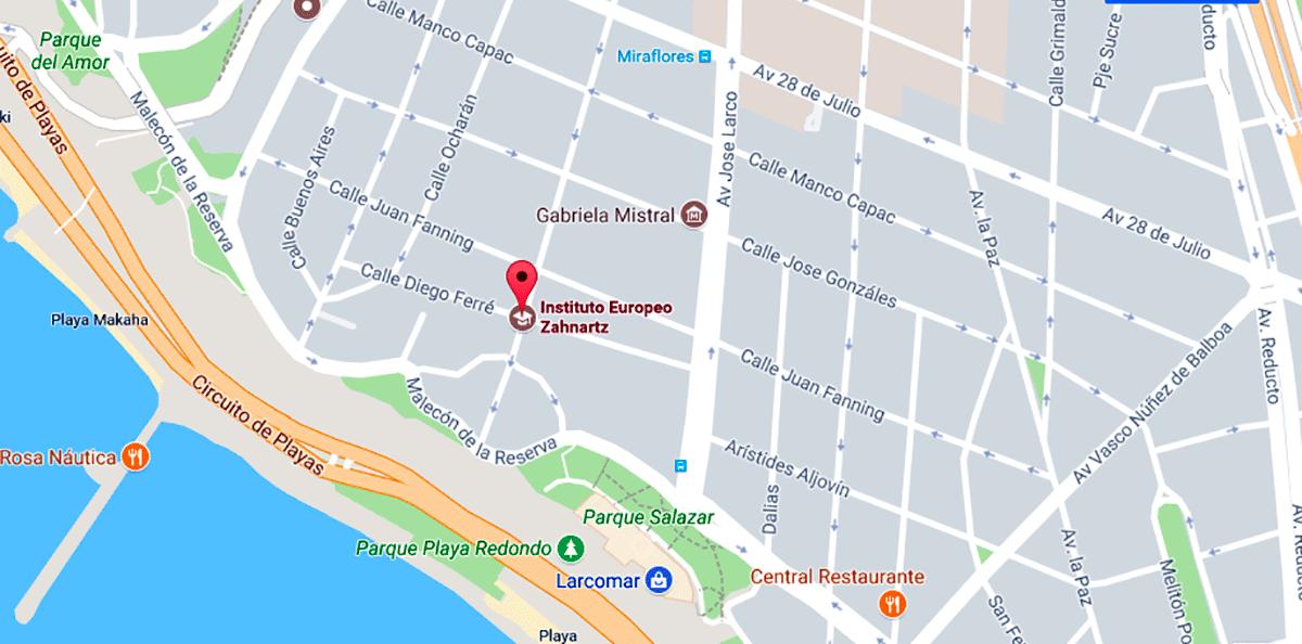 Calle Diego Ferré 366, Miraflores, Lima (Perú)