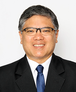 Dr. Danilo Minor Shimabuko